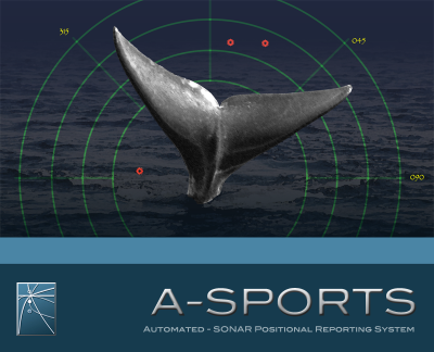 Automated Sonar Positional Reporting System (A-SPORTS)